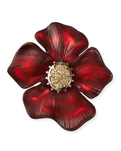 Georgian Flower Pin