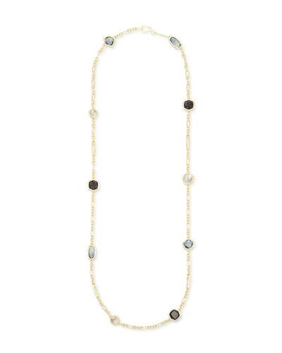 Natalia Long-Strand Necklace