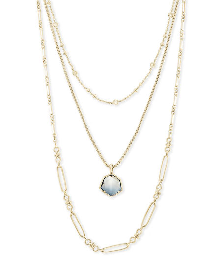 Kendra Scott Vanessa Multi-Strand Necklace