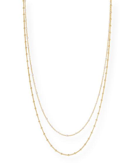 gorjana Capri-Layered Chain Necklace