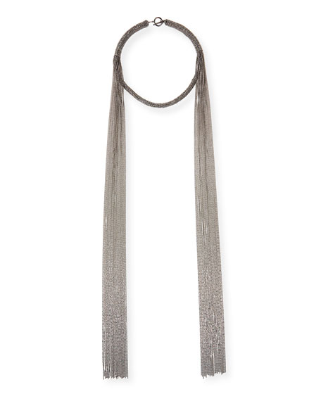 Brunello Cucinelli Monili-Beaded Choker Necklace