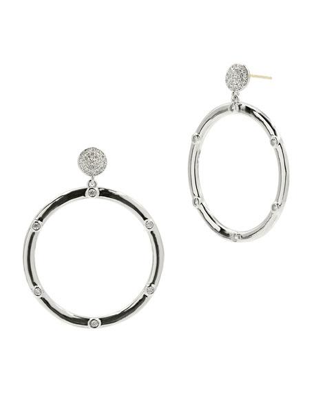 Freida Rothman Radiance Open Drop Earrings