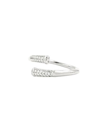 Freida Rothman Radiance Twisted Matchstick Ring, Size 6-8