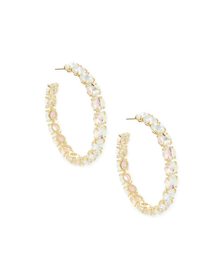 Kendra Scott Jolie Hoop Earrings