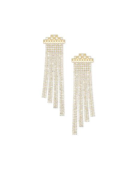 Kendra Scott Vienna Cubic Zirconia Earrings