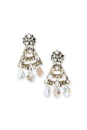 Ranjana Khan Kinsley Shaker Earrings