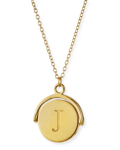 Jennifer Zeuner Sabina Reversible Custom Necklace