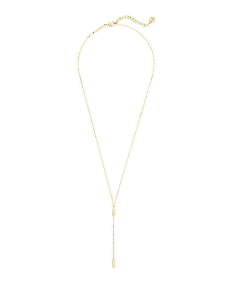 Kendra Scott Fern Y-Drop Necklace
