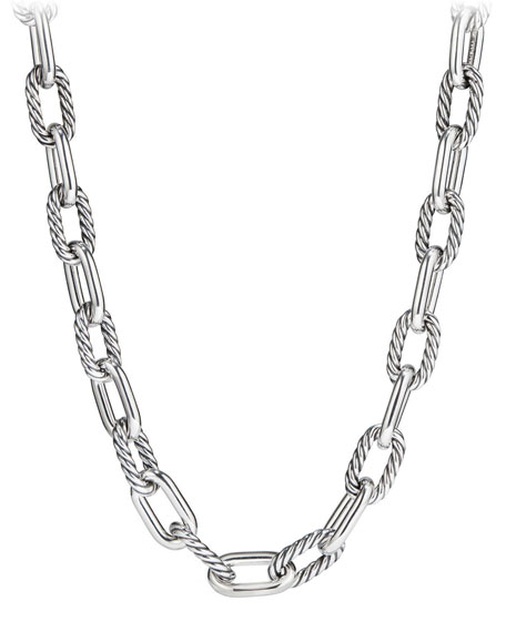 David Yurman Madison Chain 13.5mm Large Link Necklace,