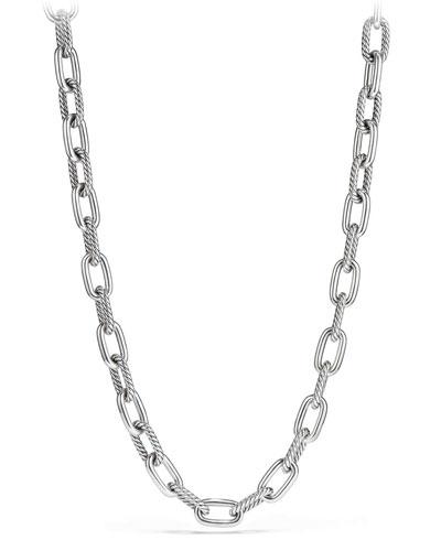 Madison Chain 11mm Medium Link Necklace, 20