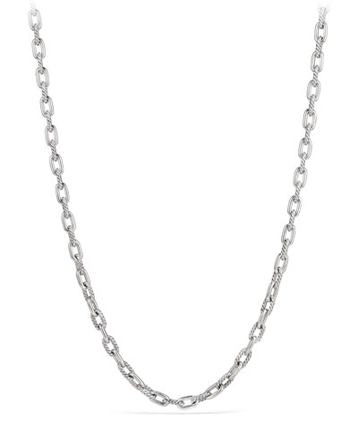 Madison Chain 5.5mm Extra Small Link Necklace, 36