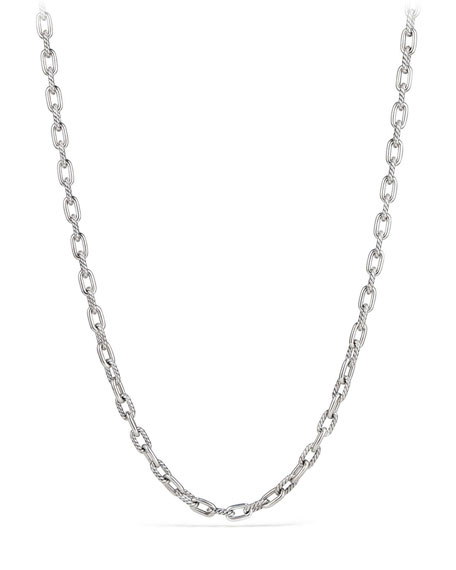 Madison Chain 5.5mm Extra Small Link Necklace, 36""