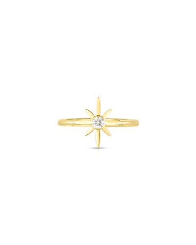 x Disney Cinderella Diamond Star Ring, Size 6.5
