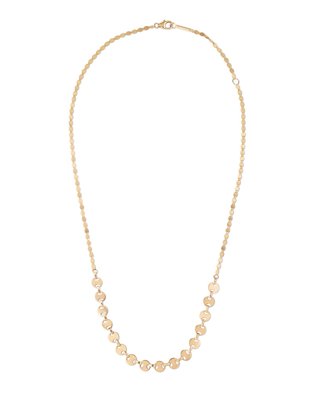LANA 14K White Gold Blake Necklace - Retail $730.00   eBay