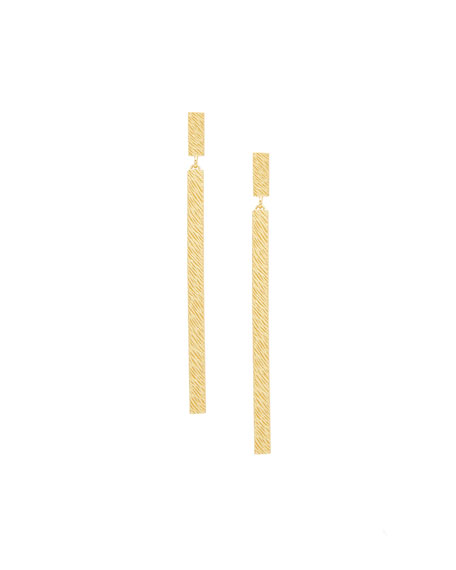 gorjana Bryce Bar Earrings