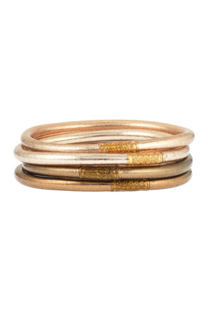 BuDhaGirl Fawn All-Weather Bangles, Size S-L