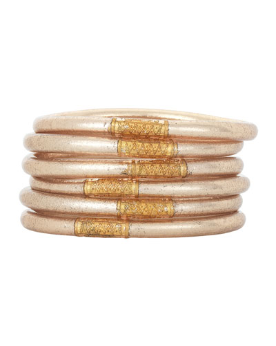 Champagne All-Weather Bangles  Size S-L