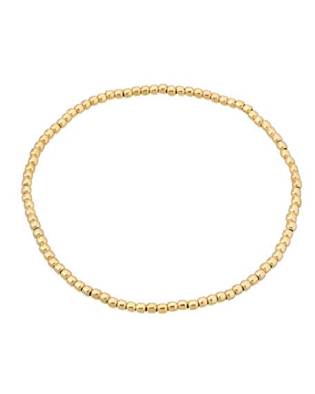 Zoe Lev Jewelry 14k Gold-Fill 3mm Bead Bracelet