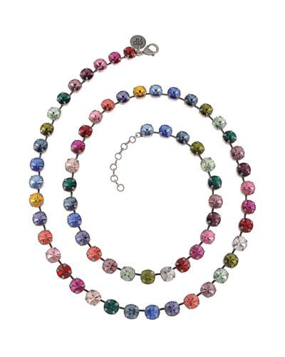 Vega Necklace in Silver