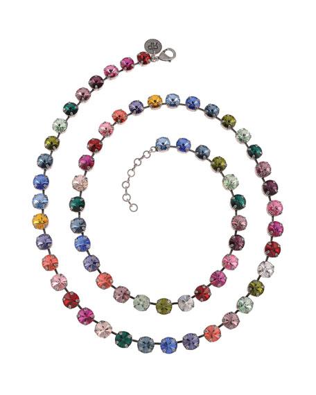 Rebekah Price Vega Necklace in Silver