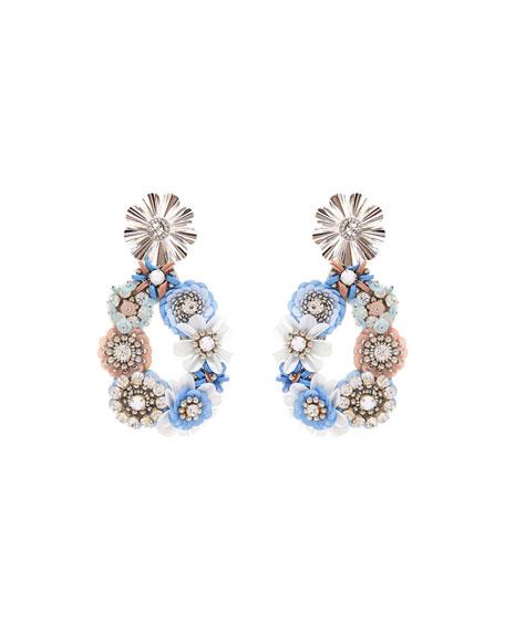 Mignonne Gavigan Elyse Open-Drop Earrings