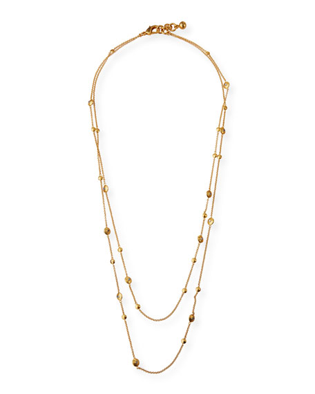 Image 1 of 2: Lulu Frost Sundance 2-Chain Necklace