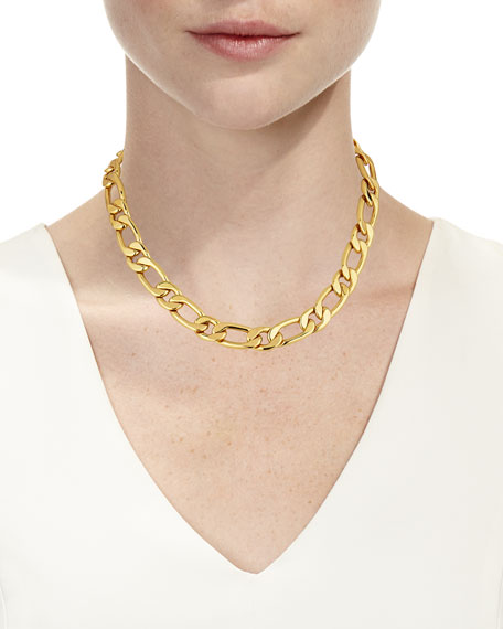 Image 2 of 2: NEST Jewelry Chain Trend Necklace