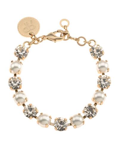 Maxine Bracelet  Pearly