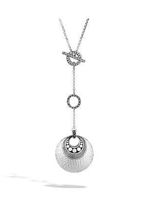 John Hardy Dot Y-Drop Sautoir Necklace
