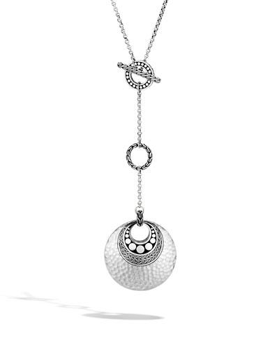 Dot Y-Drop Sautoir Necklace