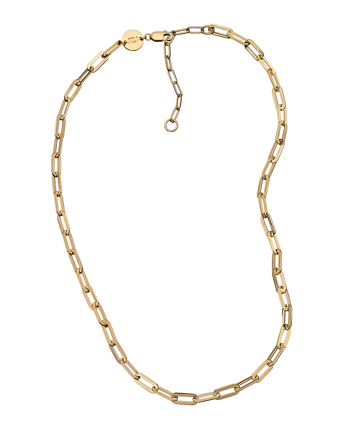 Jennifer Zeuner Maggie Chain Necklace