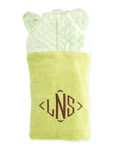 Hooded Frog Towel
