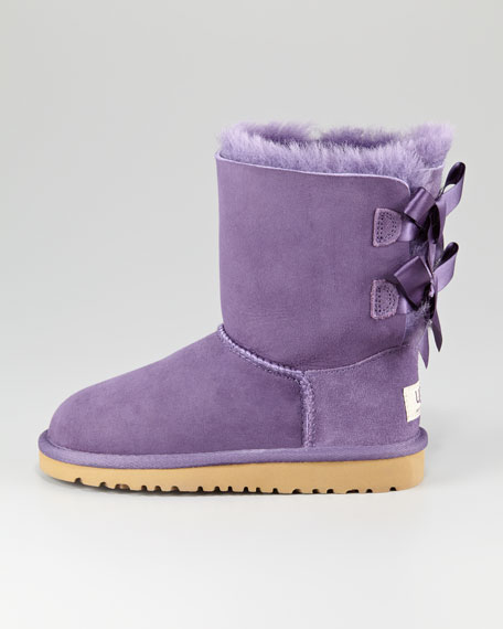 Bailey Bow-Back Boot, Petunia, Youth