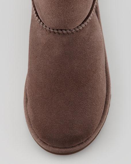 Youth Classic Short Boot, Chocolat