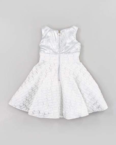 Silver Lining Dress, Sizes 8-10