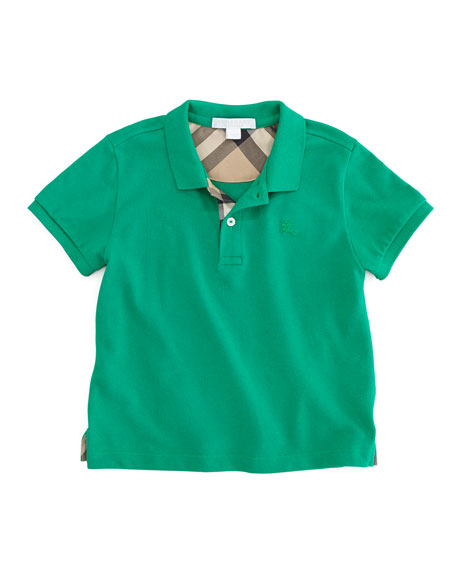 Kid boy polo shirts
