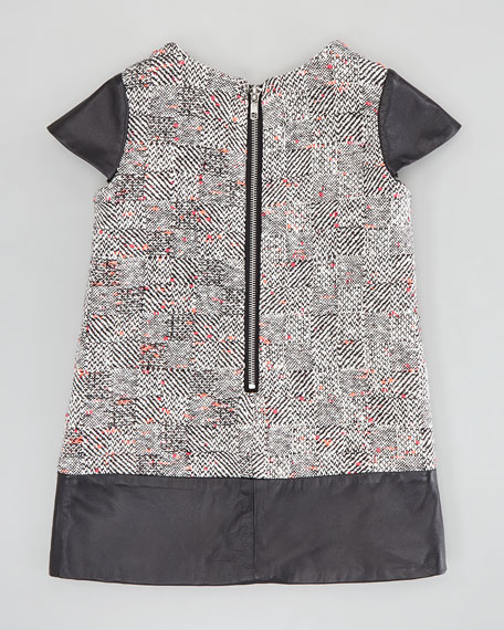 Rachel Combo Shift Dress, Multi, Sizes 2-6