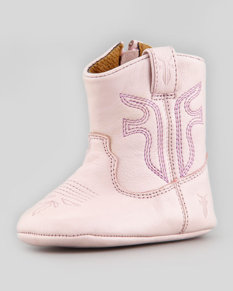 Baby Rodeo Bootie, Light Pink