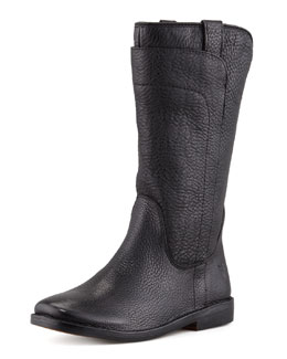 Frye Paige Tall Riding Boot, Black
