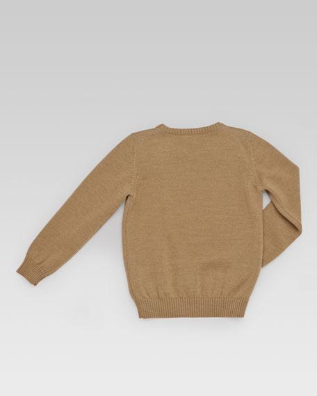 GG Knit Crewneck Sweater