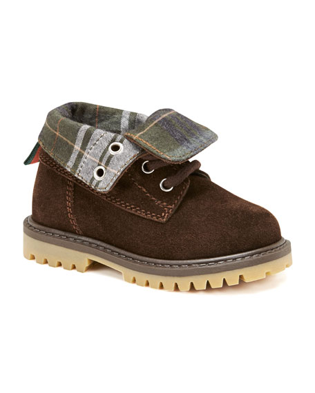 Boys' Max Suede Work Boot