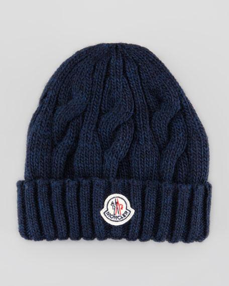Moncler Cable-Knit Hat c949a0bb793