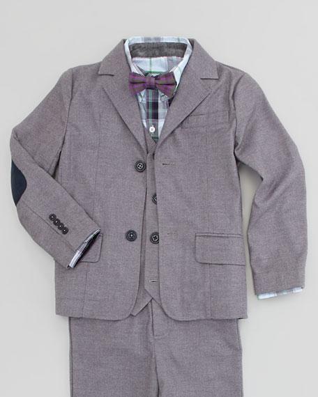 Three-Piece Suit, Sizes 5-7