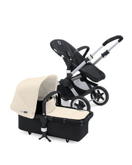 Bugaboo Buffalo Stroller Base, Black