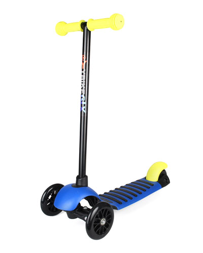 GLX Glide Scooter, Blue