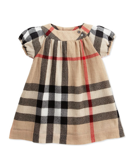 Delany Classic Crinkle Dress