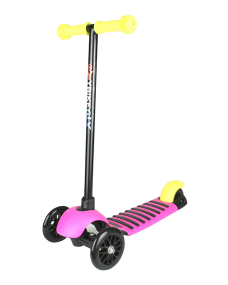 GLX Glide Scooter, Pink