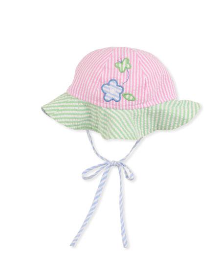 Fly Away Butterfly Hat, Multi