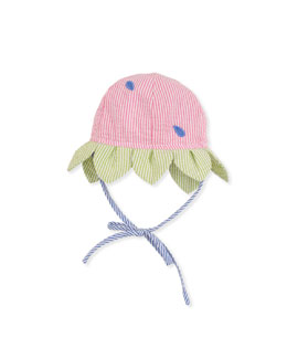 Florence Eiseman Strawberry Creek Hat, Multi