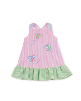 Florence Eiseman Flyaway Reversible Dress, Sizes 2T-4T